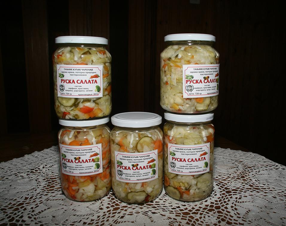 Ruska salata 2