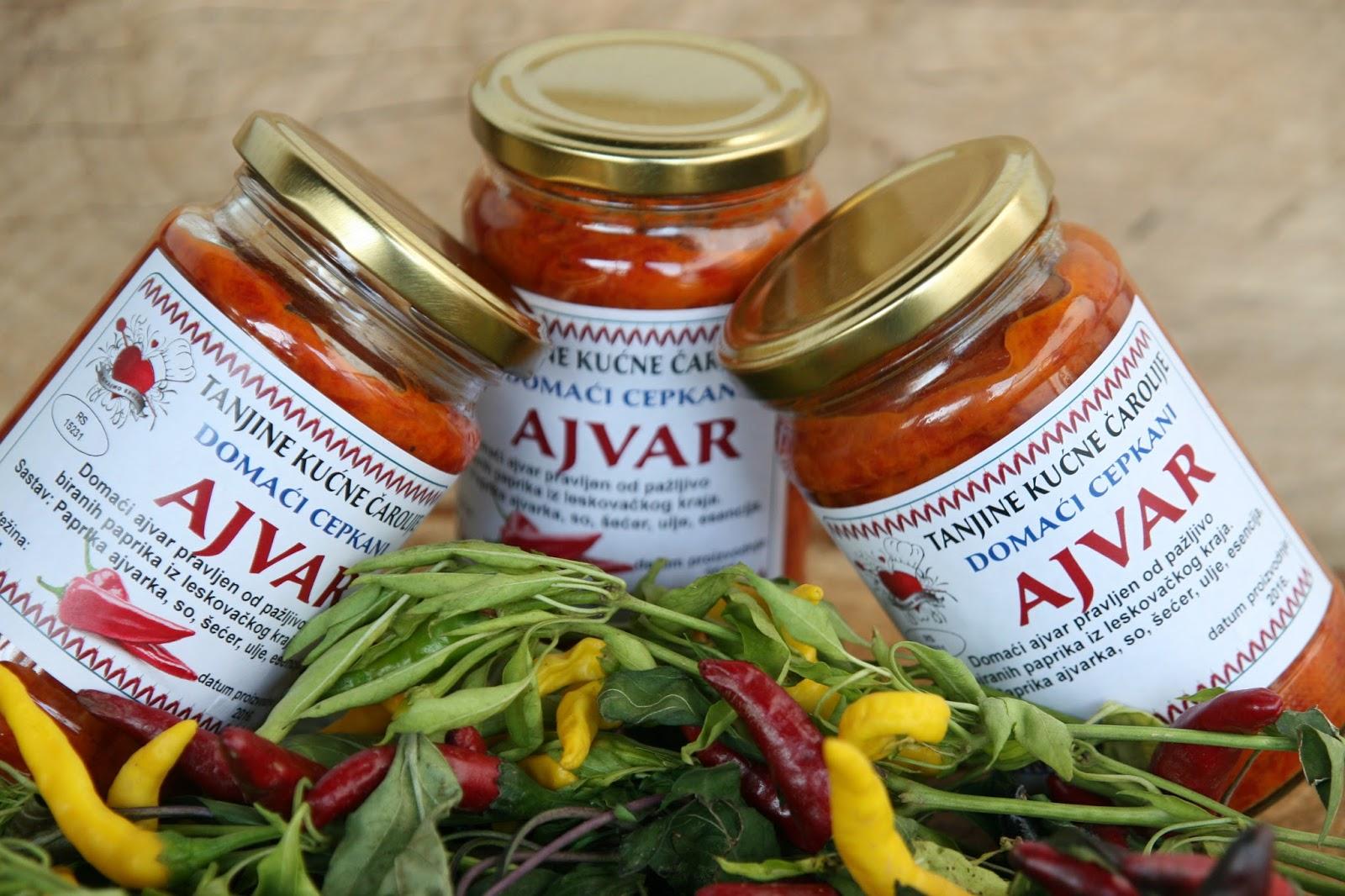 Ajvar – delikates od paprike