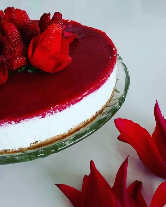 Cheesecake torta – Nadina Vrsaljko-Šakić