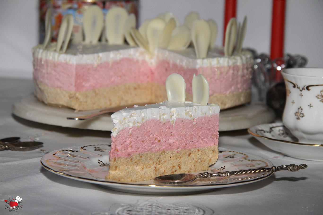 Plazma torta sa malinama